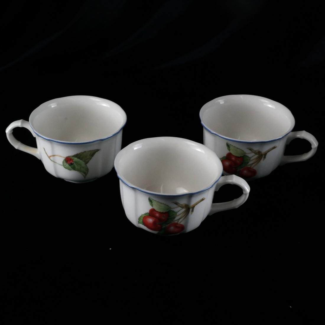 Villery and Boch, Germany: Partial Dinnerware - 3