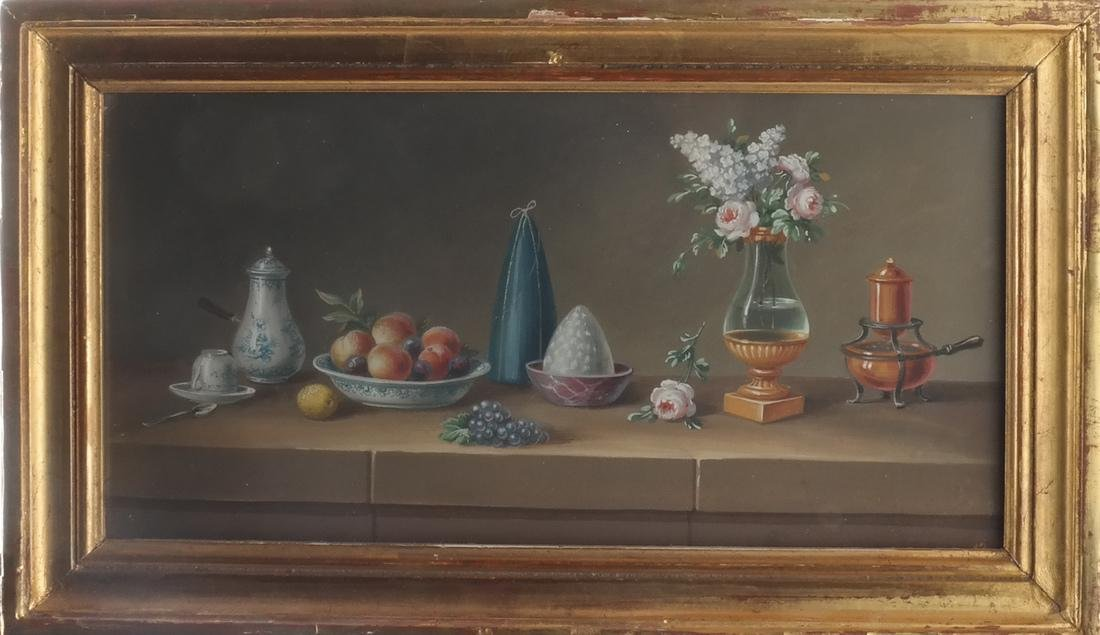 Set of Four Still Lifes: Watercolors - 5