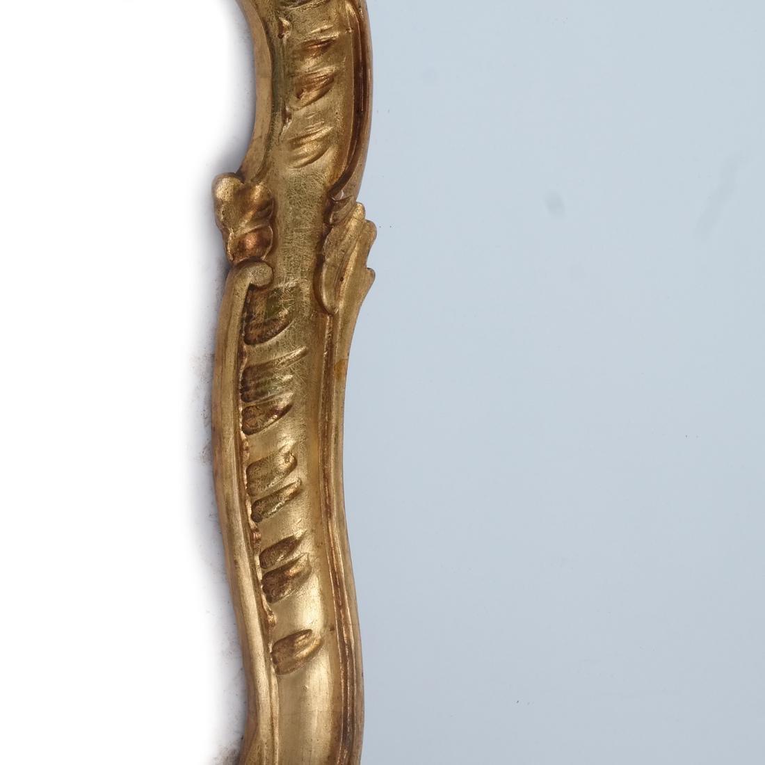 Gilt Carved Mirror - 6
