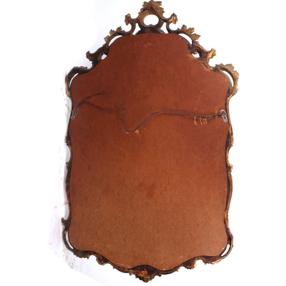Gilt Carved Mirror - 7