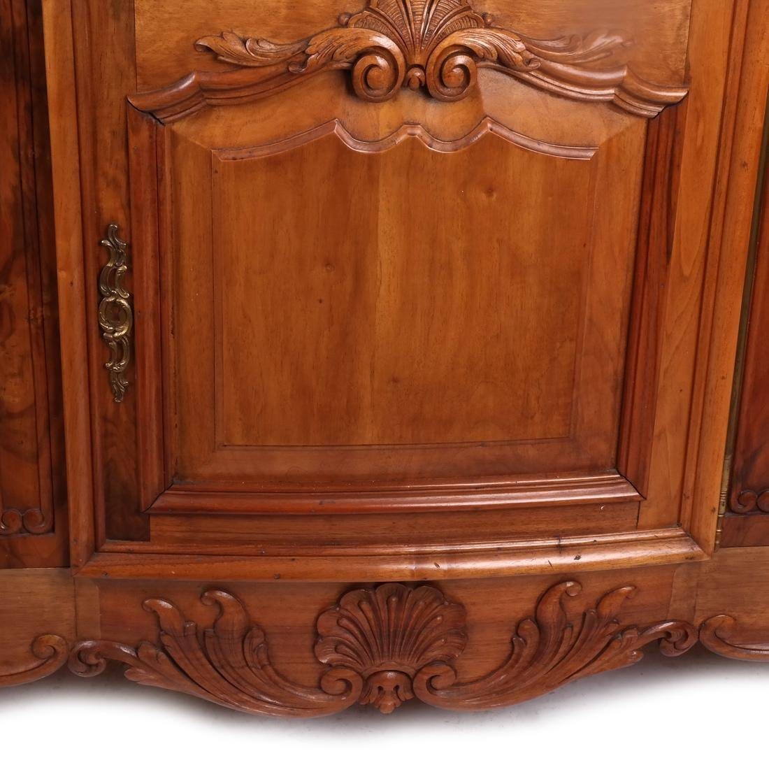French Provincial-Style Sideboard - 3