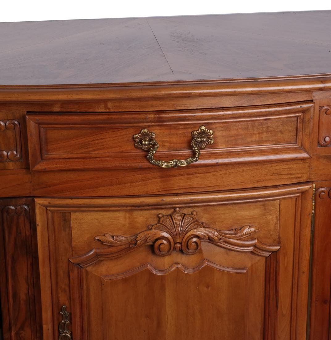 French Provincial-Style Sideboard - 4
