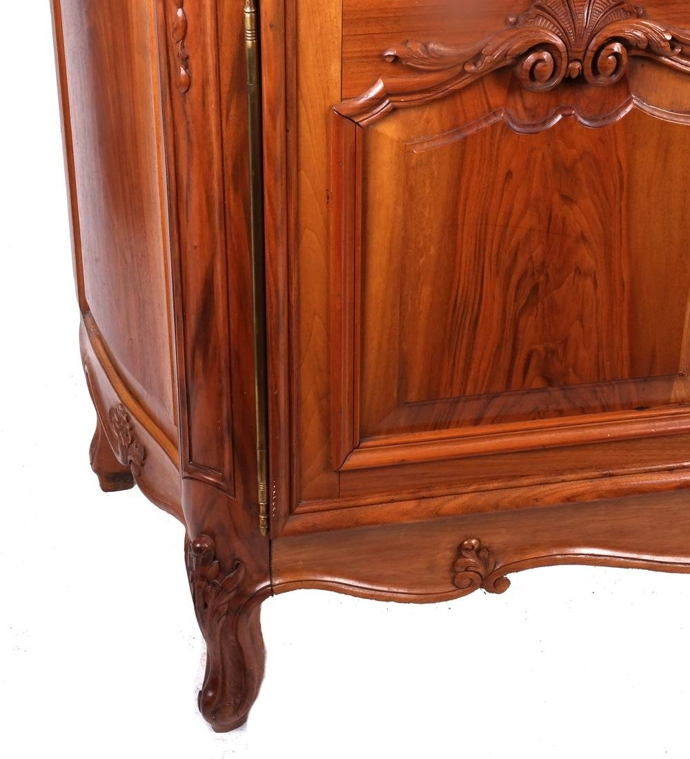 French Provincial-Style Sideboard - 5