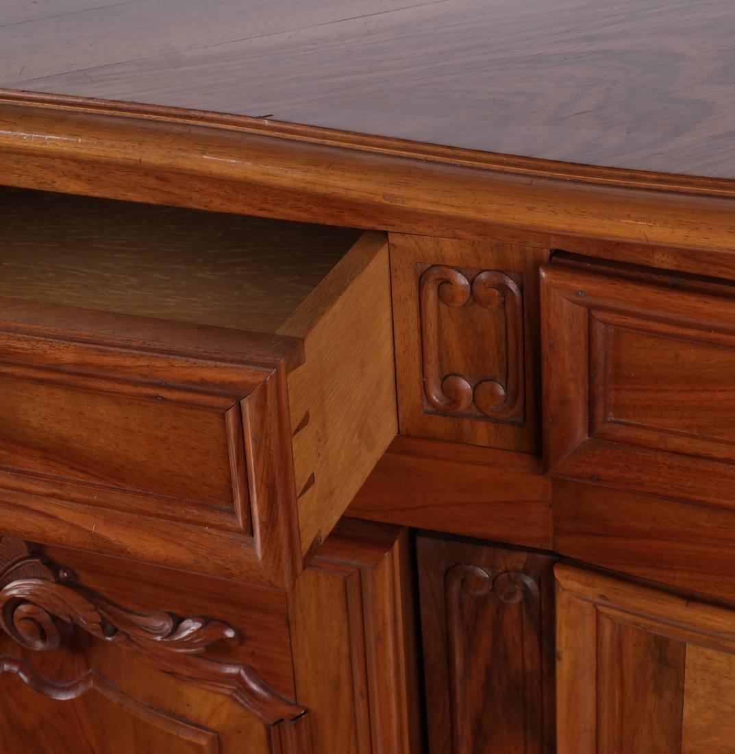French Provincial-Style Sideboard - 7