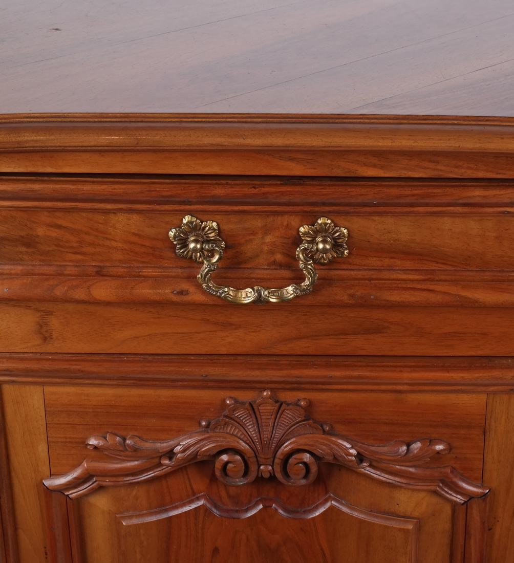 French Provincial-Style Sideboard - 9