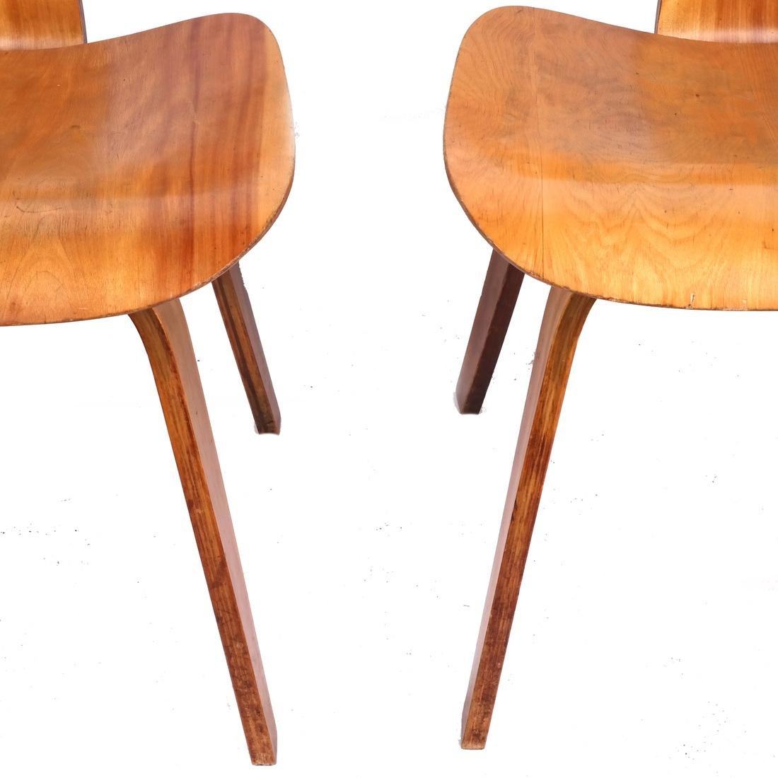 Charles Eames for Herman Miller DCW Chairs - 4
