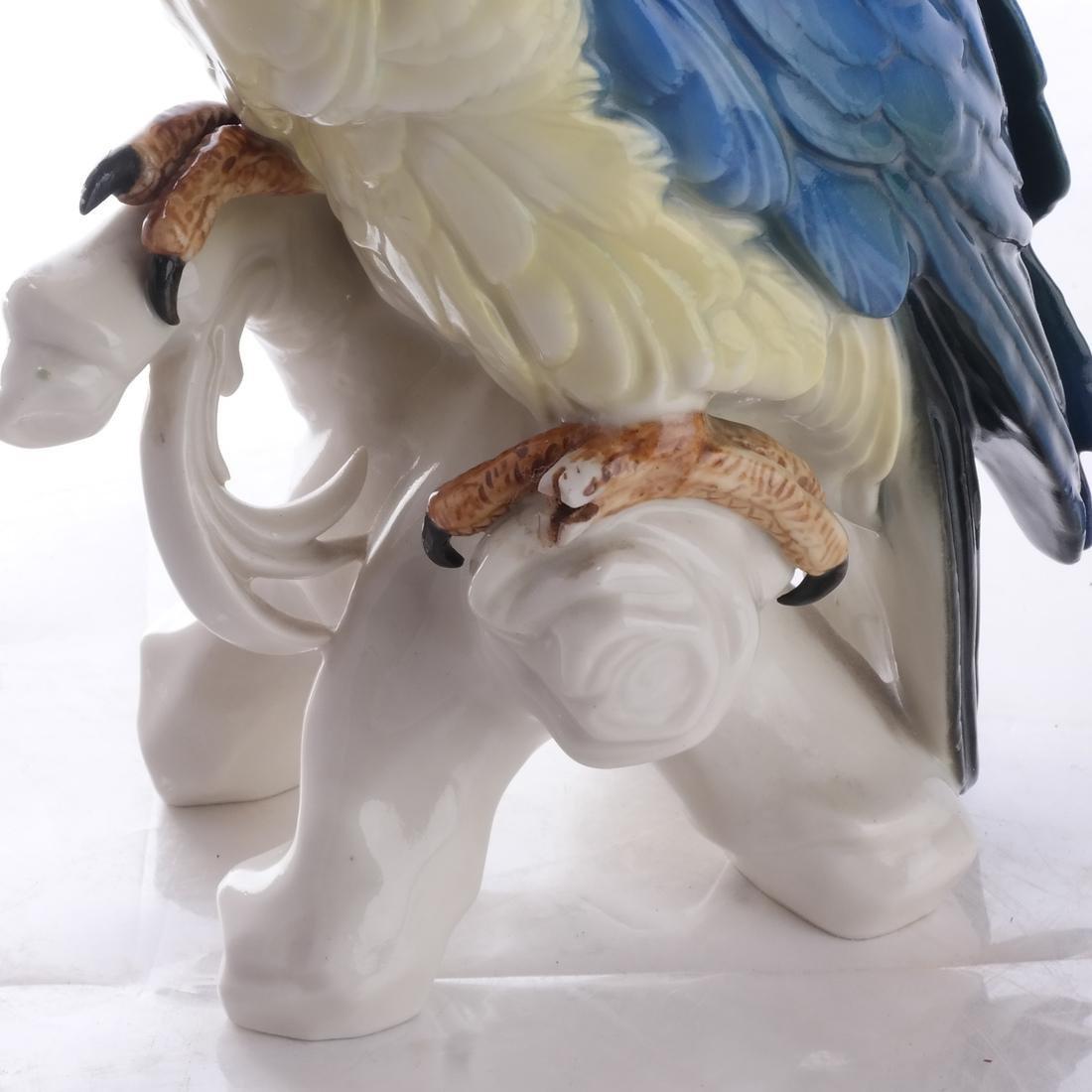 German Ceramic Parrot - 4