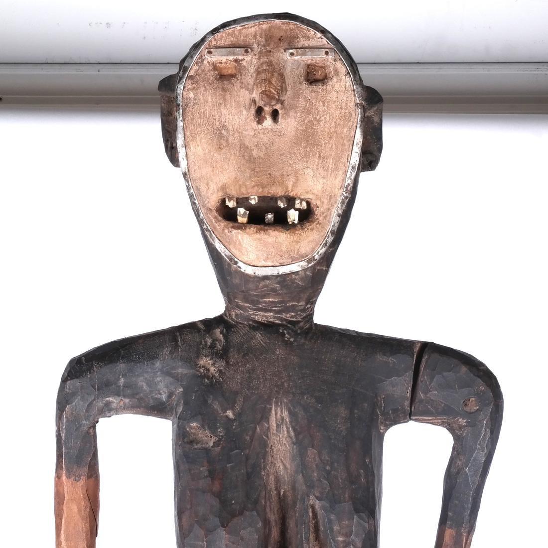 Tanzania: Sukuma Maternity Sculpture - 2