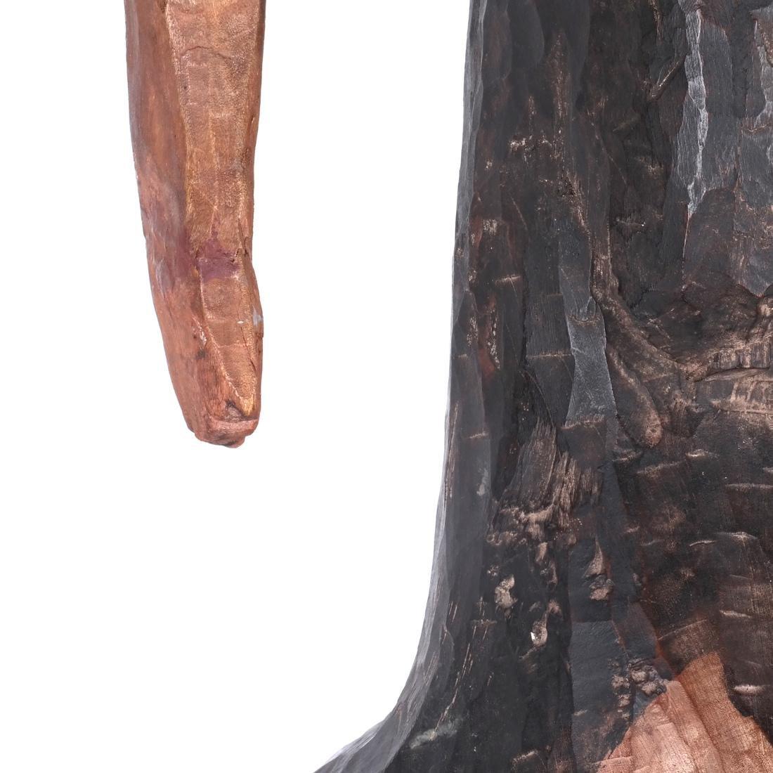 Tanzania: Sukuma Maternity Sculpture - 5