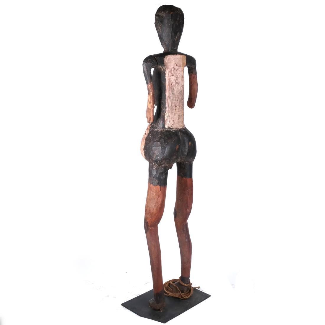 Tanzania: Sukuma Maternity Sculpture - 7
