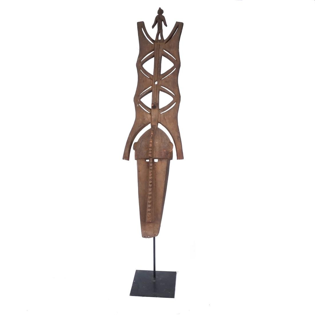 Burkino Faso: Bobo Wood Mask
