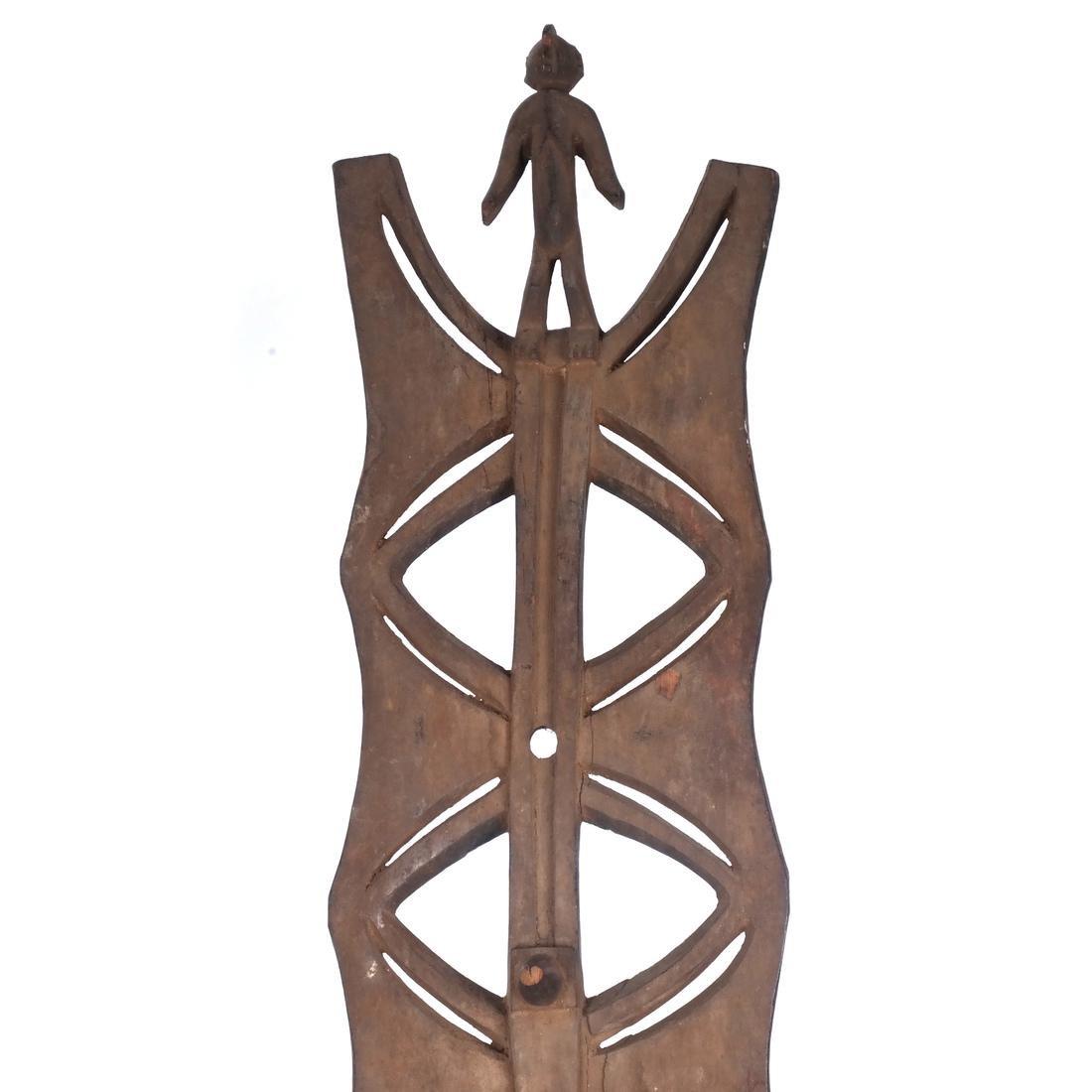 Burkino Faso: Bobo Wood Mask - 2