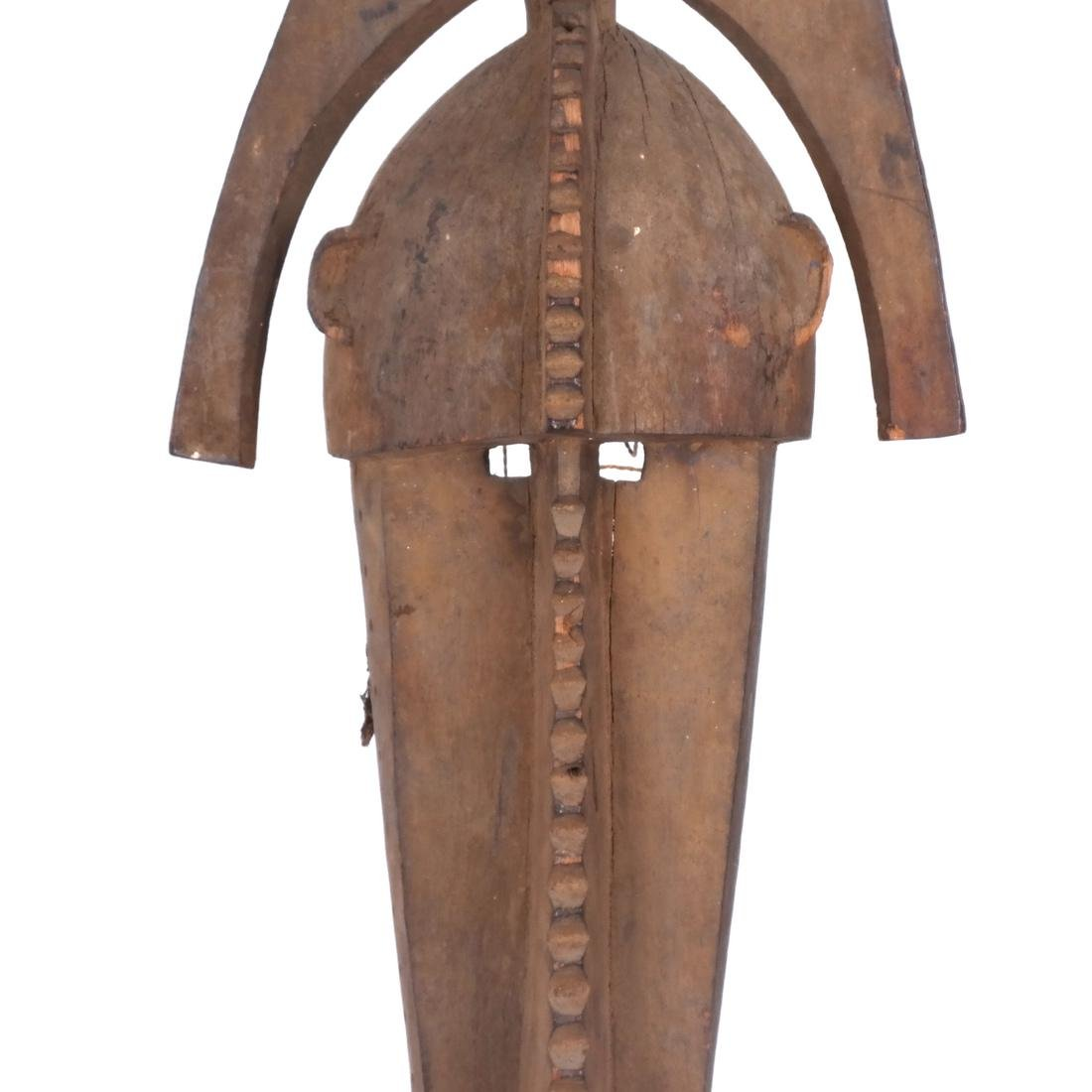 Burkino Faso: Bobo Wood Mask - 3
