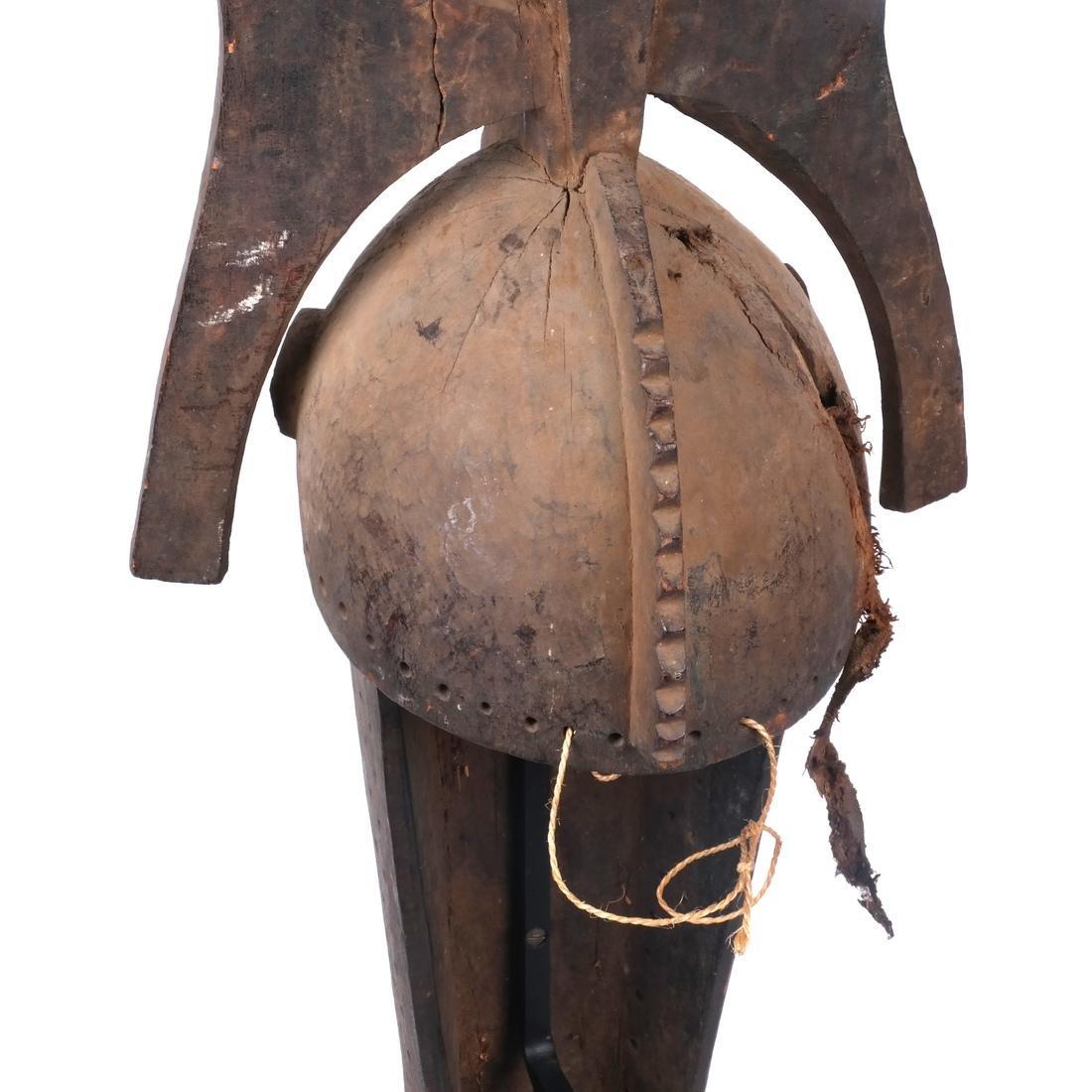 Burkino Faso: Bobo Wood Mask - 6