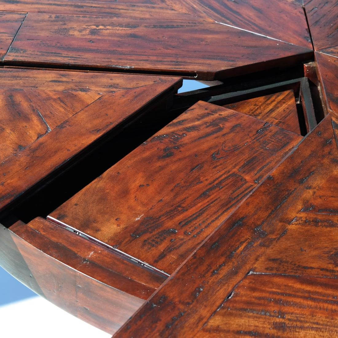 Theodore Alexander: Center Dining Table - 6
