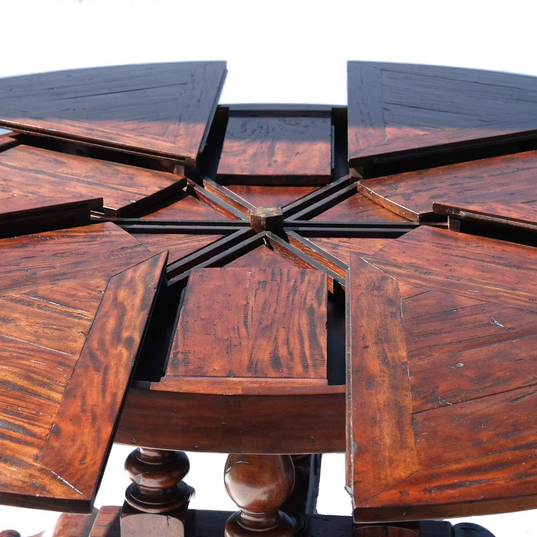 Theodore Alexander: Center Dining Table - 7
