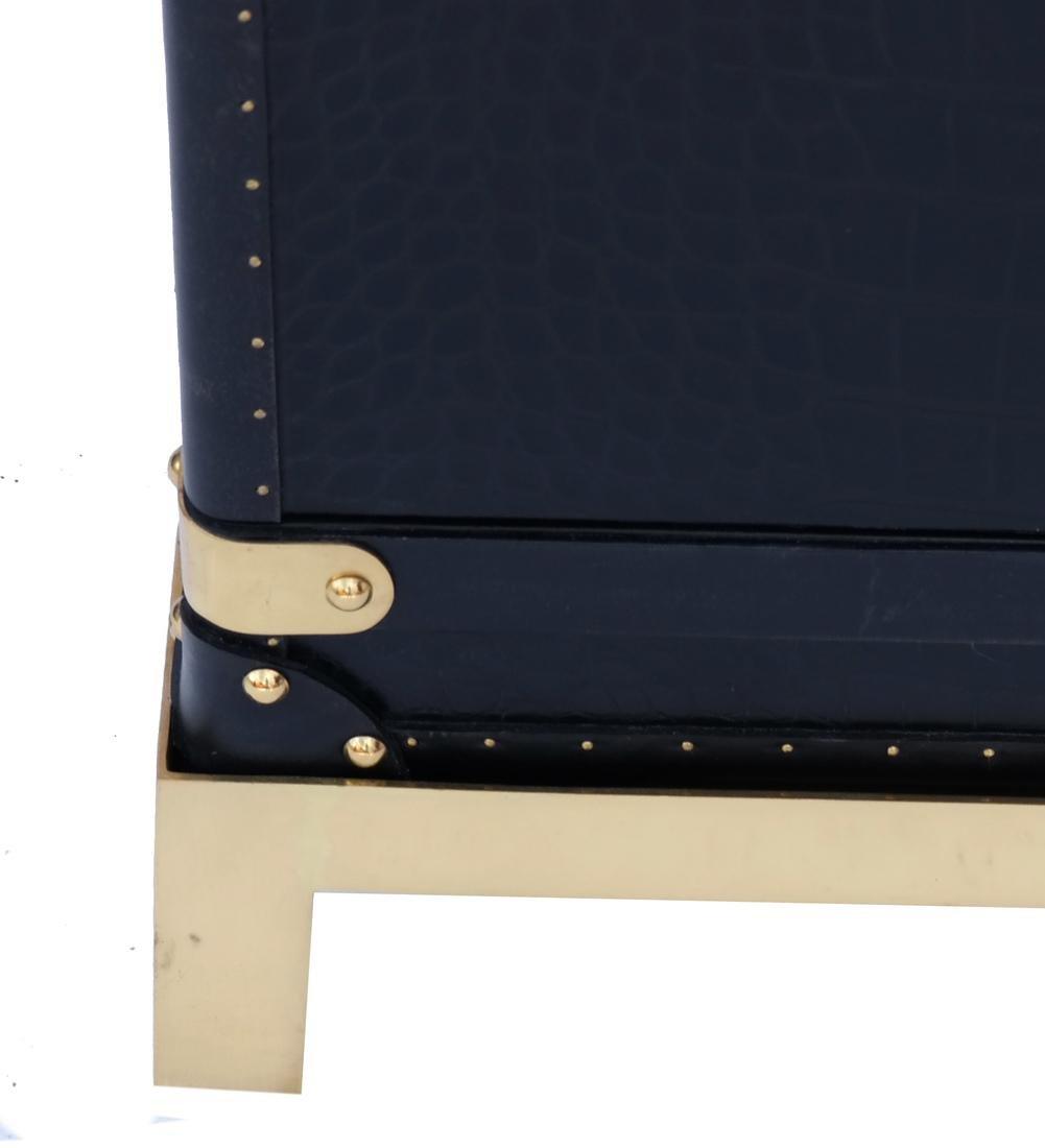 Ralph Lauren Steamer Trunk-Form Bar - 3