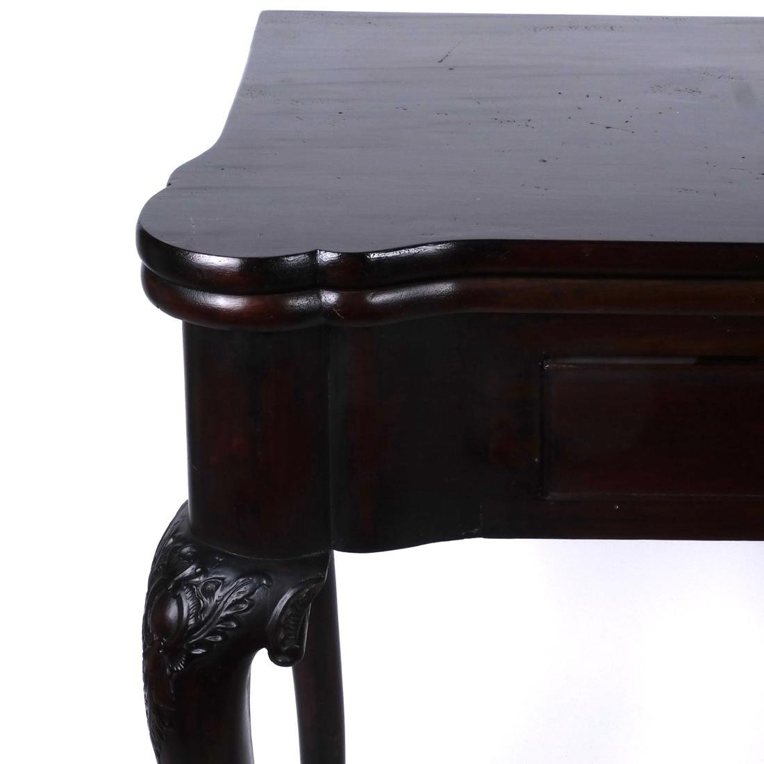 Antique American Games Table - 2