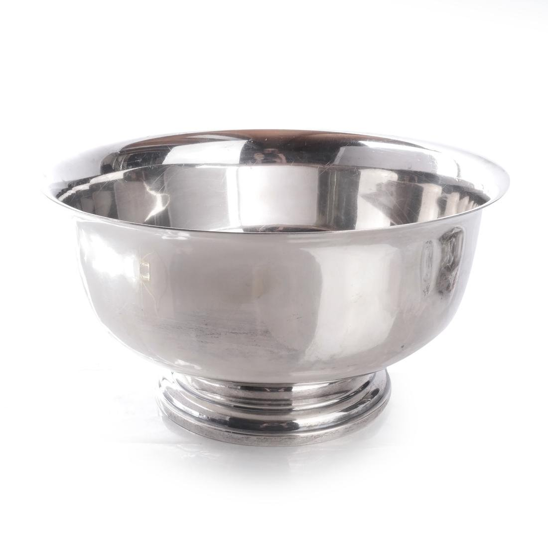 American .925 Sterling Silver Revere Bowl