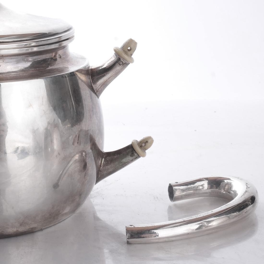 Continental Silver 3-Piece Tea Service - 3