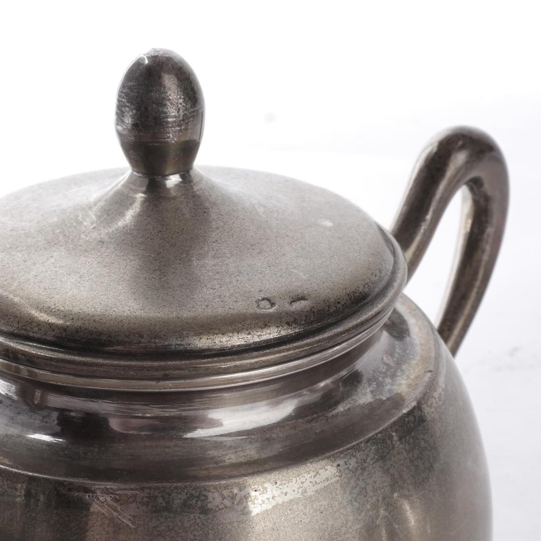 Continental Silver 3-Piece Tea Service - 5