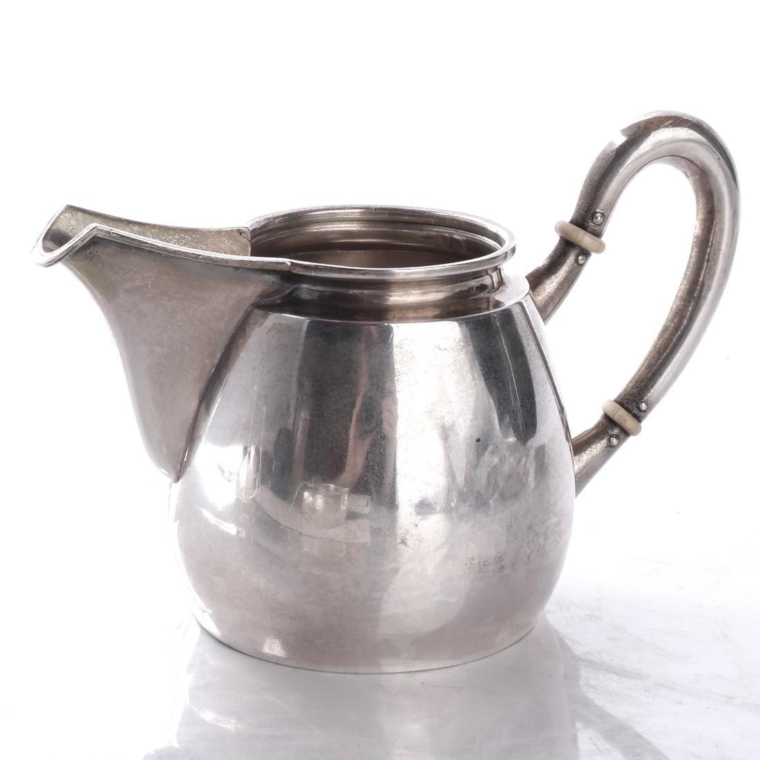 Continental Silver 3-Piece Tea Service - 6