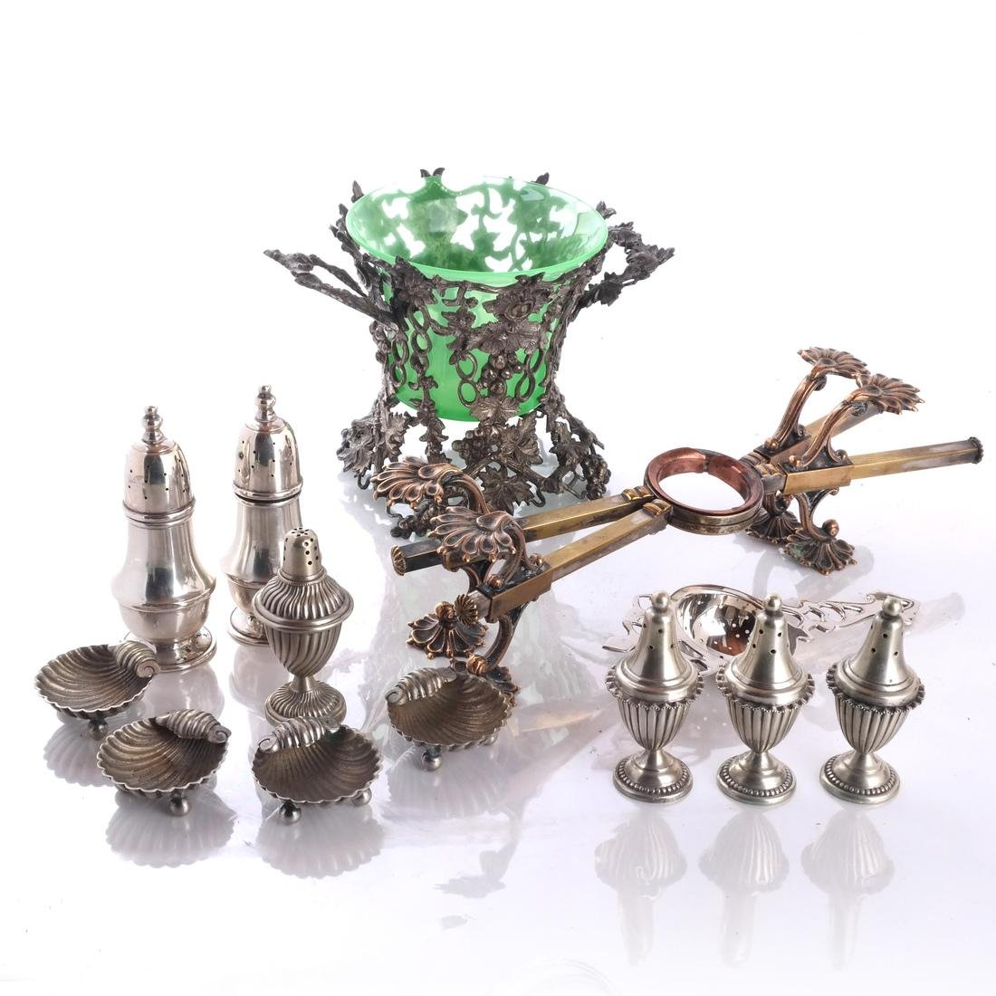 Metalware and Silver Plate, Others (13)
