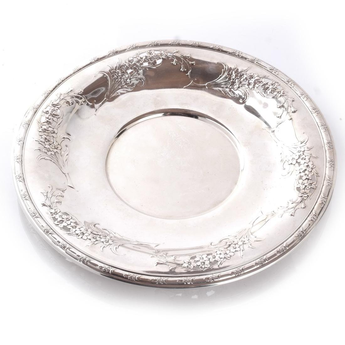 3 Sterling Silver Serving Dishes - 2
