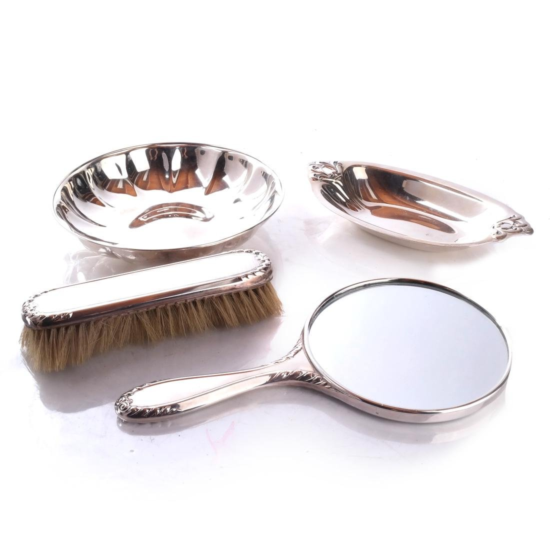 Royal Danish Silver Serving Dish, Others