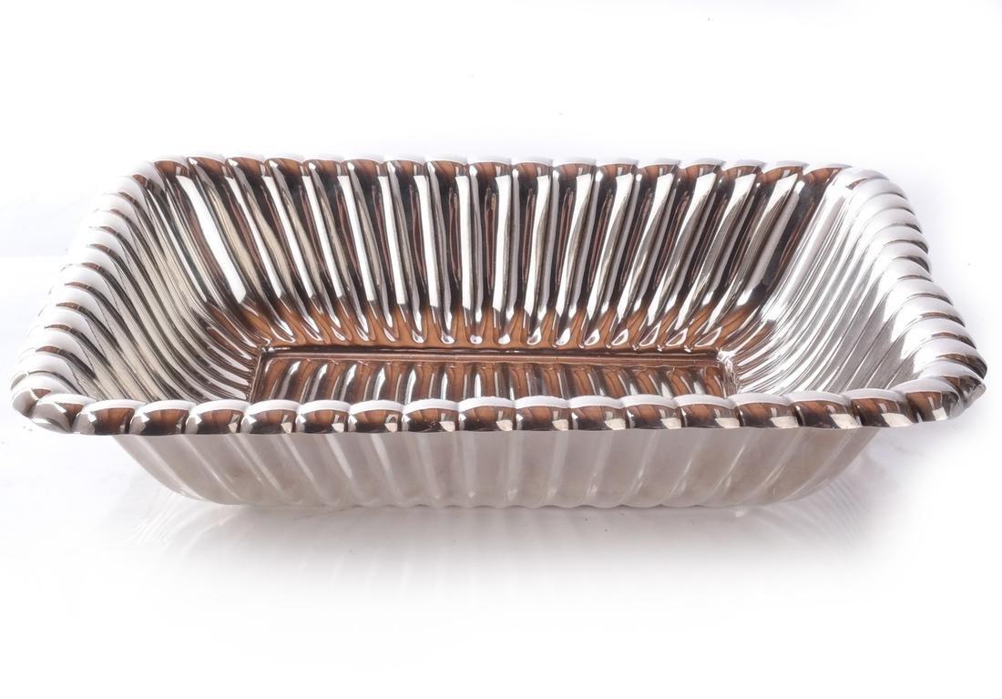 Reed & Barton Silver Dish, Plated Items - 3
