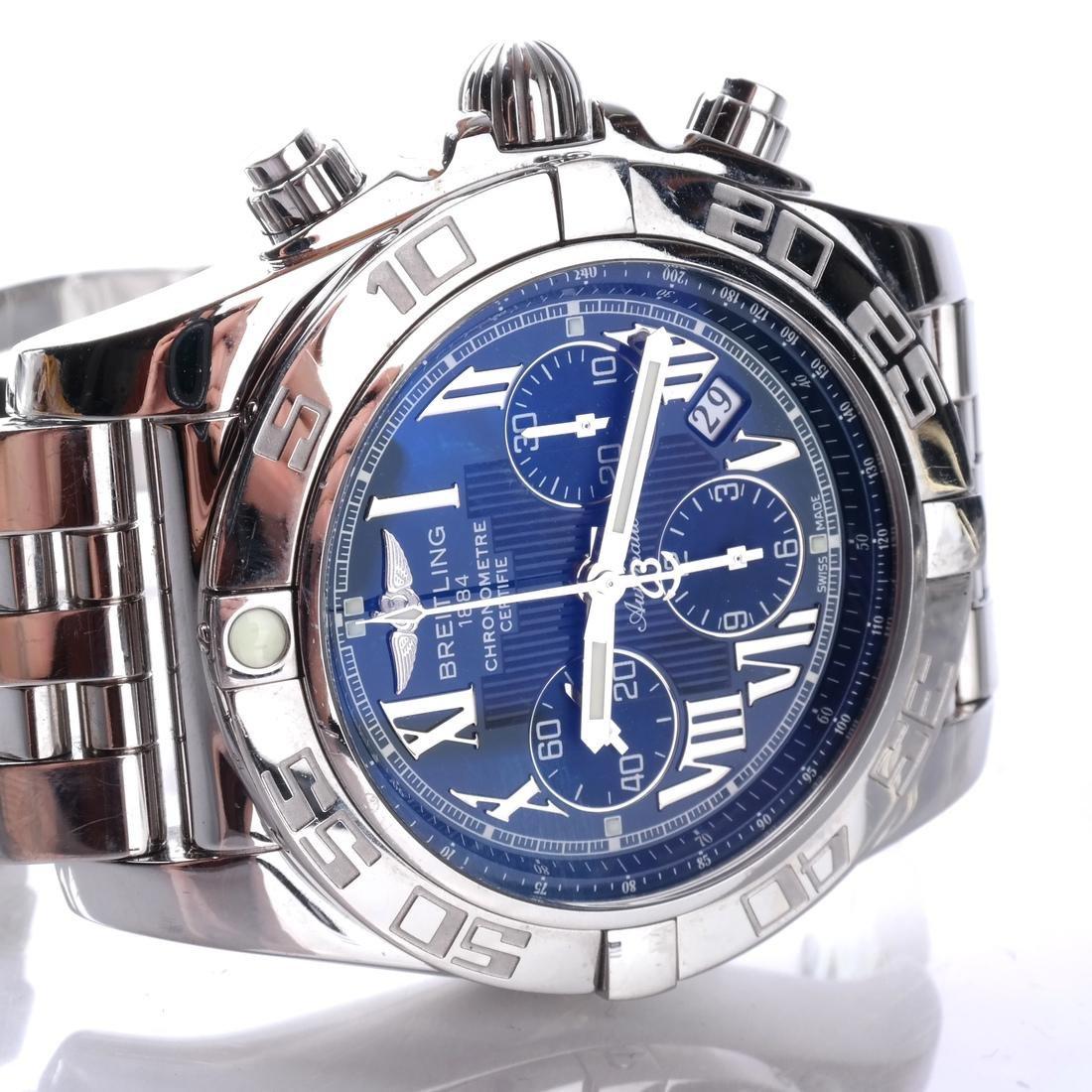 Breitling Chronomat AB0110 - 10