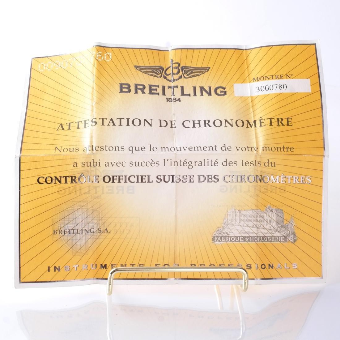 Breitling Chronomat AB0110 - 2