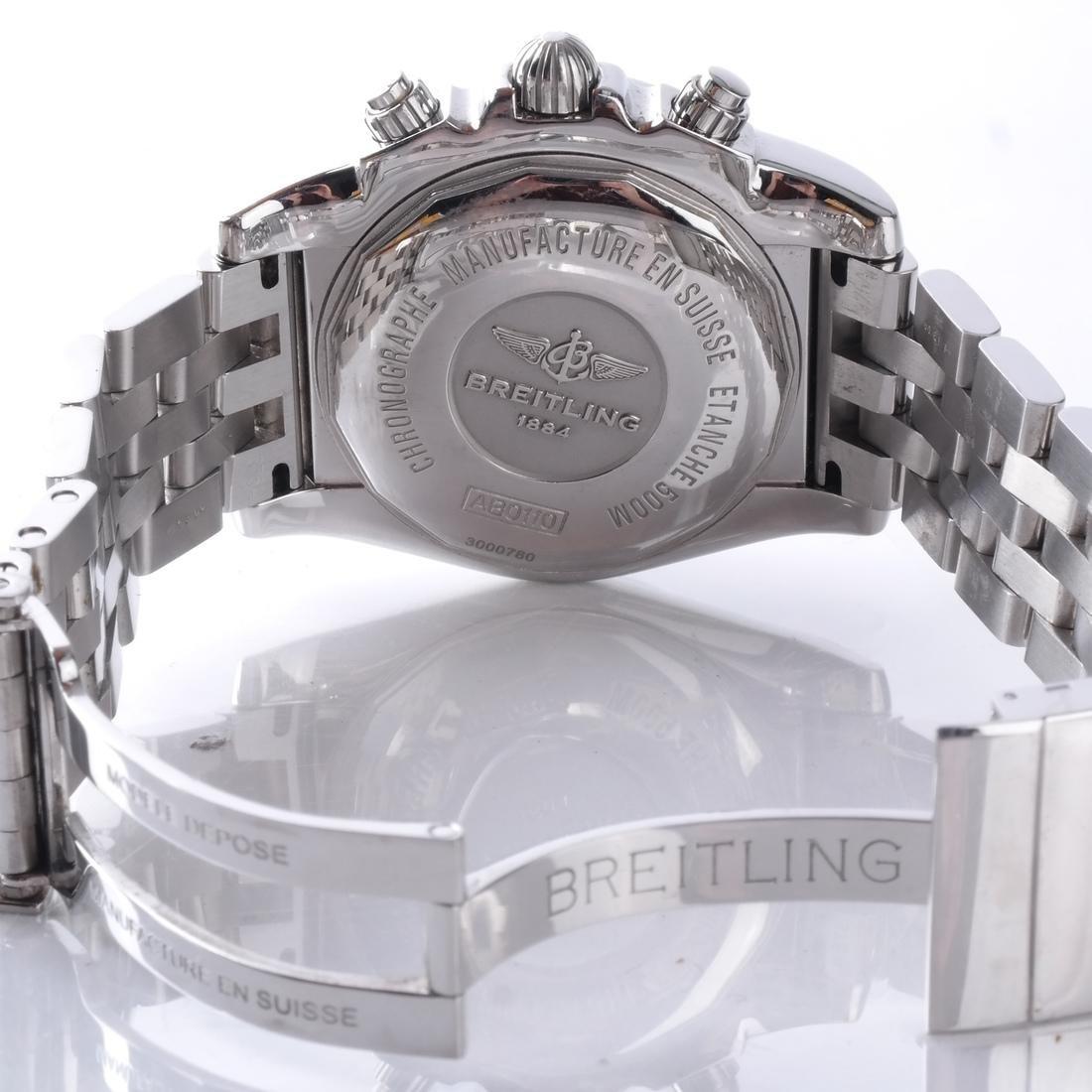 Breitling Chronomat AB0110 - 9