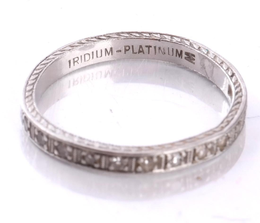 Platinum Diamond Band - 3