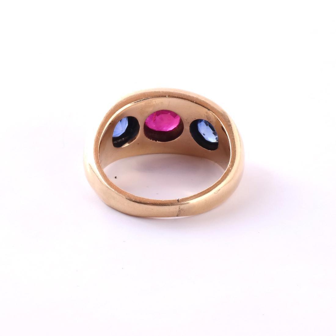 14k Ruby Ring - 5