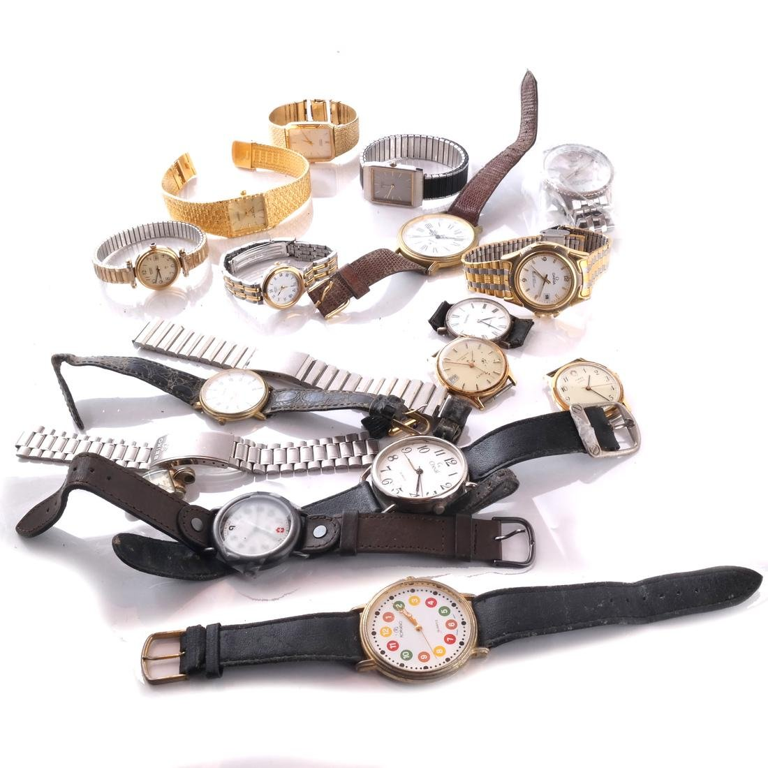 Bag of Mixed Watches