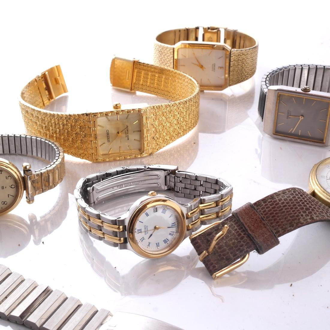 Bag of Mixed Watches - 2