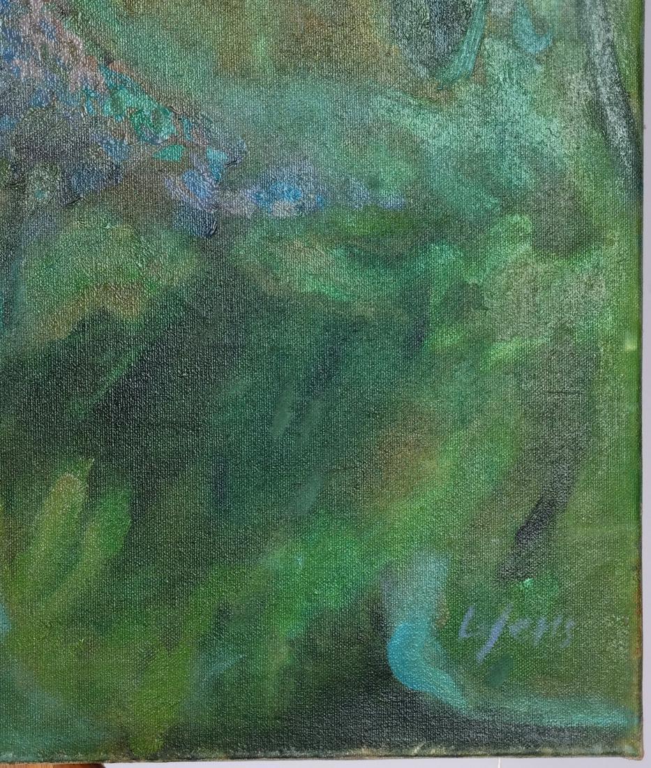 William Lyberis: Landscape, Unframed - 3