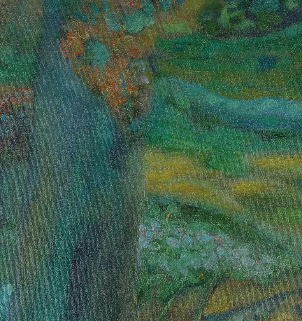 William Lyberis: Landscape, Unframed - 4