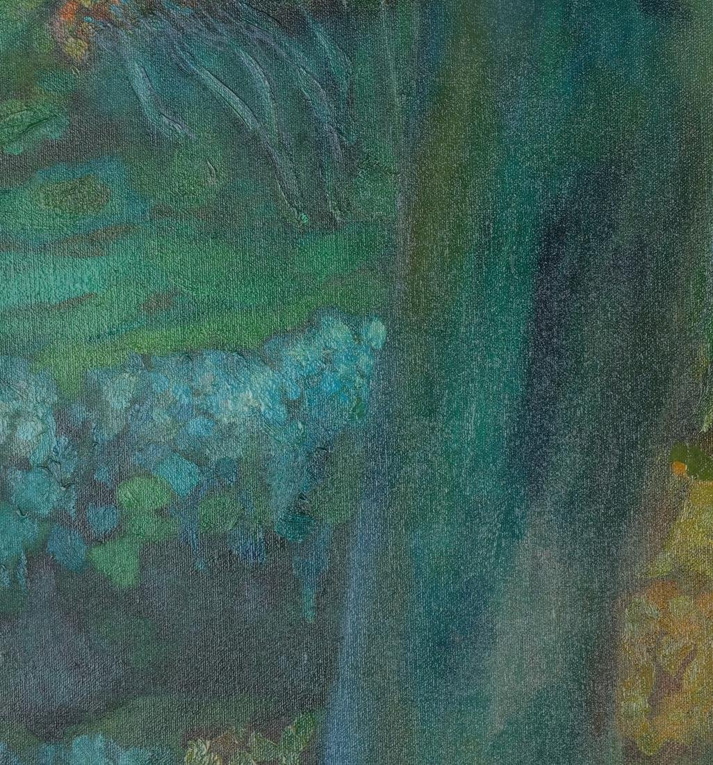 William Lyberis: Landscape, Unframed - 5