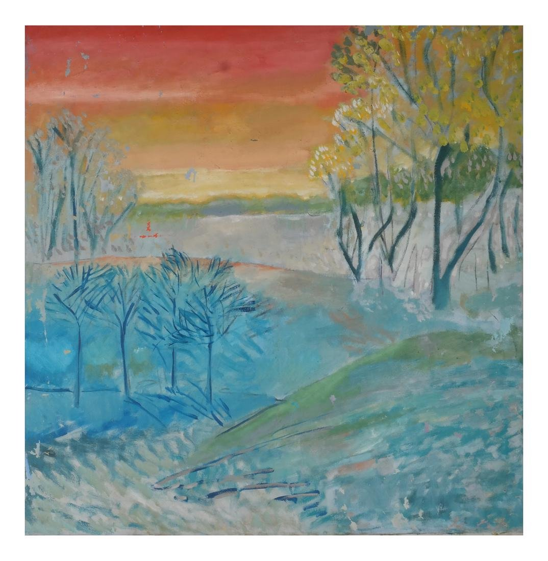 William Lyberis: Unframed Landscape