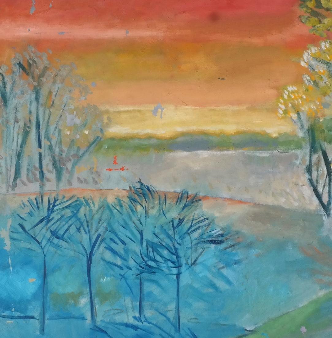William Lyberis: Unframed Landscape - 2