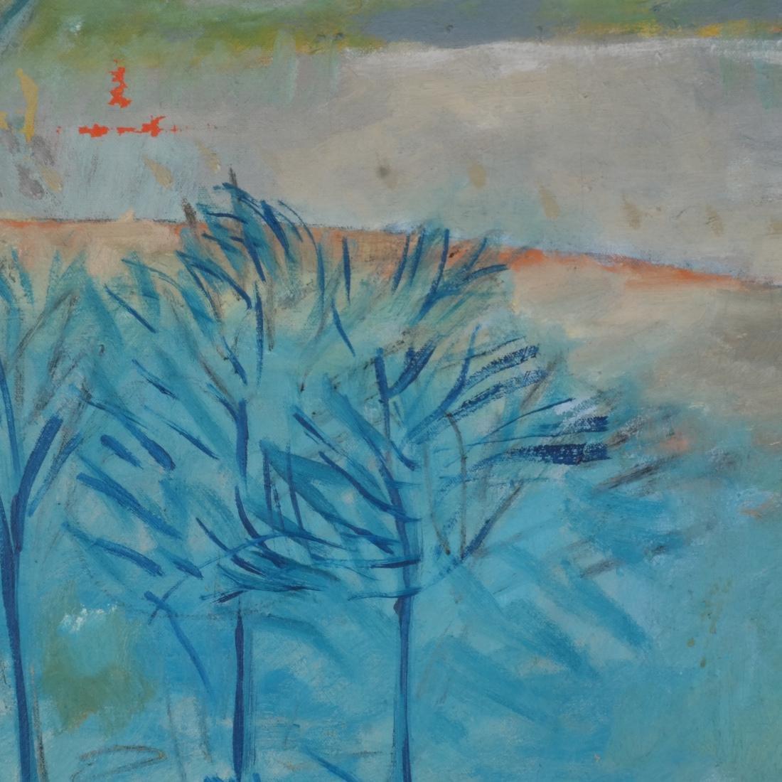 William Lyberis: Unframed Landscape - 4