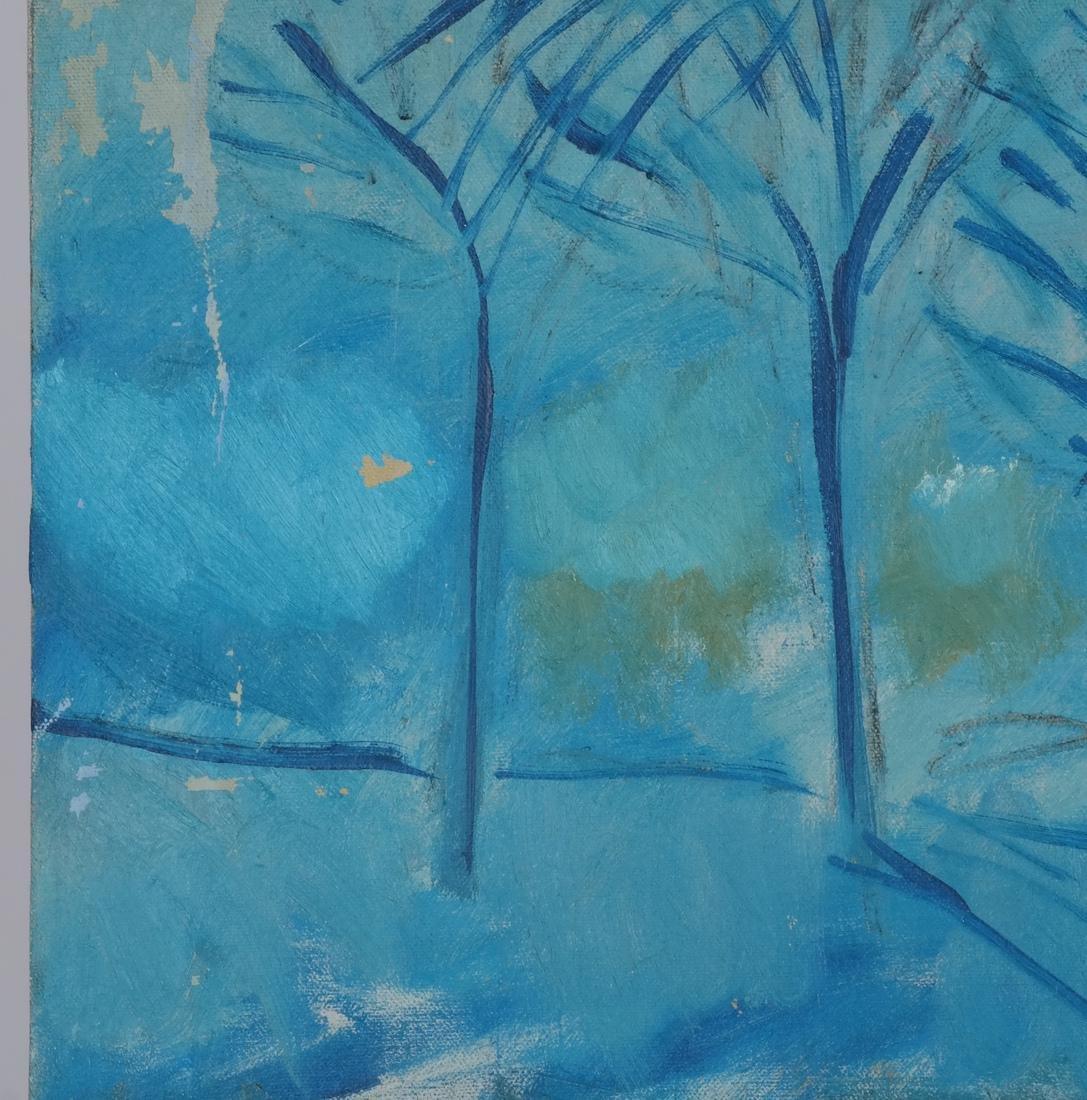 William Lyberis: Unframed Landscape - 5
