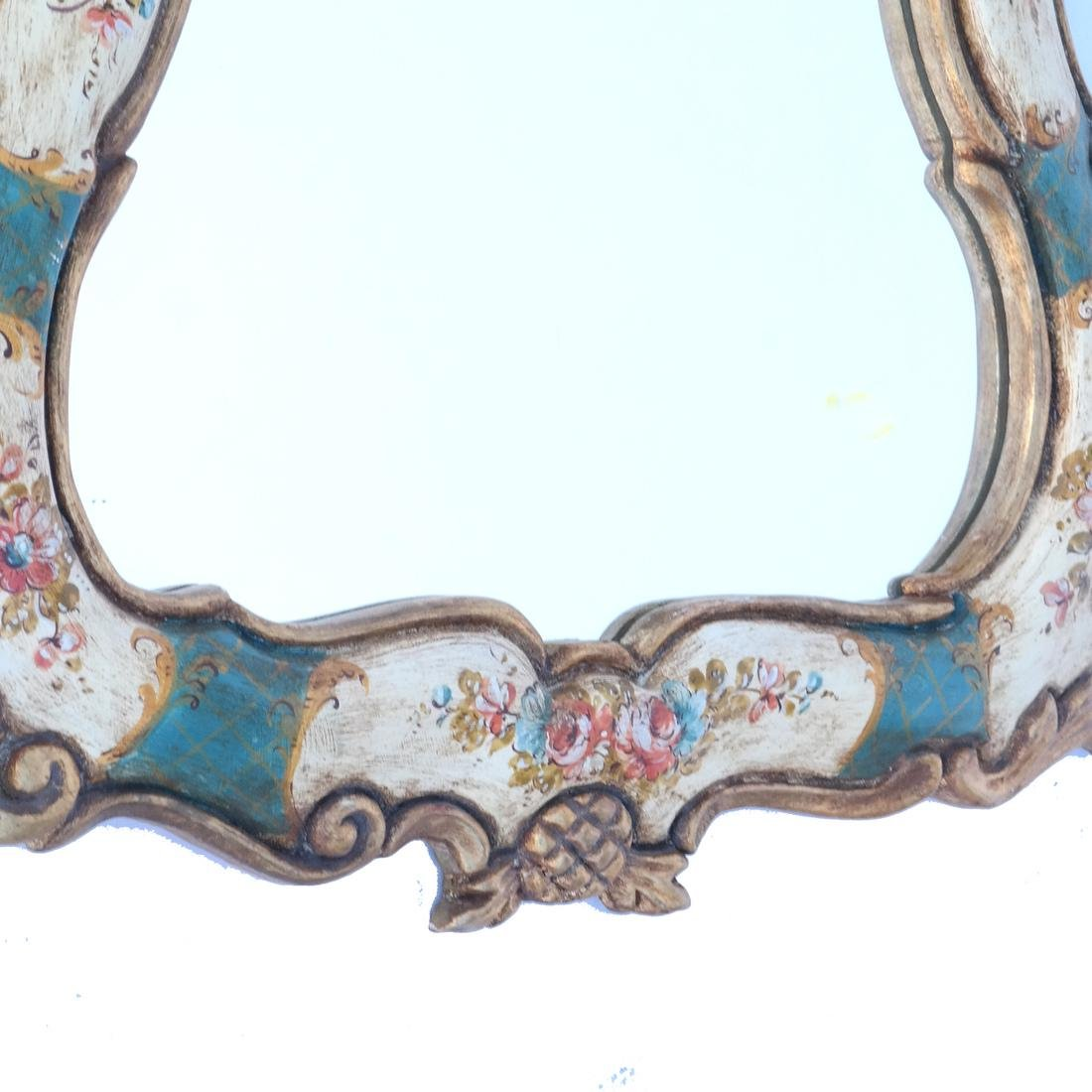 Venetian-Style Cartouche Mirror - 3