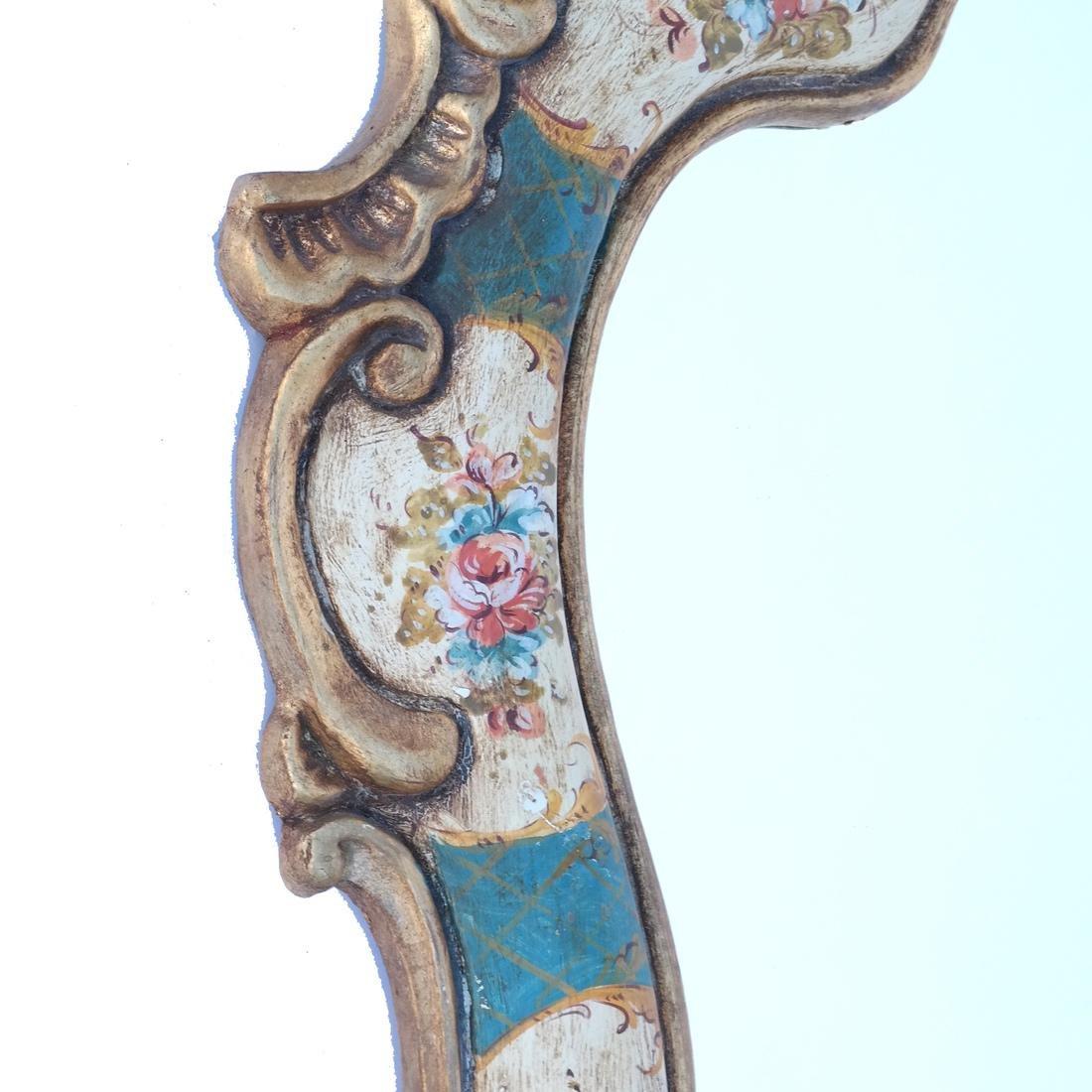 Venetian-Style Cartouche Mirror - 4