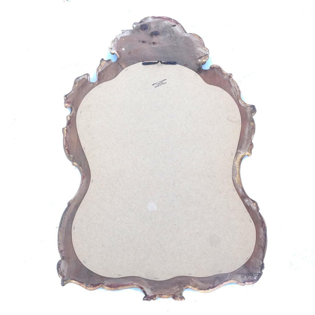Venetian-Style Cartouche Mirror - 5