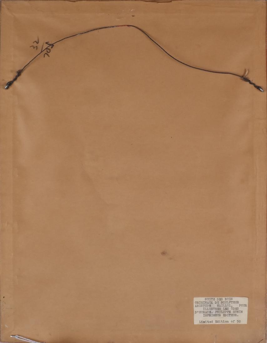 Two Prints: Adam & Eve, Hand - 10