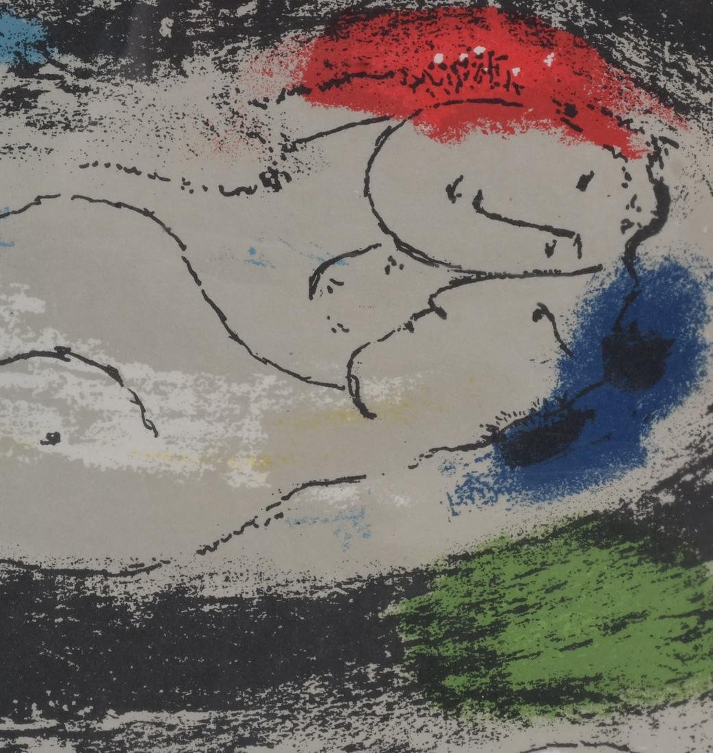Two Marc Chagall-Style Prints - 7