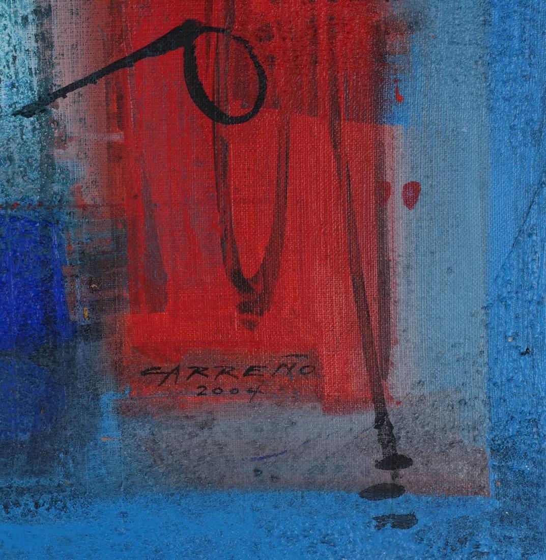 Antonio Carreño: Blue Cycle I, 2004 - 3